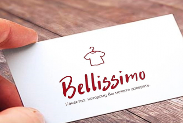 """Bellissimo"" is a chain of dry cleaners"